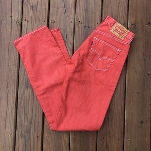 Levi Strauss men's denim jeans